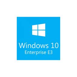 Licencia Windows 10 Enterprise E3